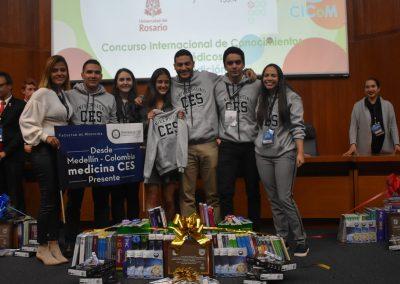 Concurso Internacional de Conocimientos Médicos (CICoM)