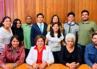 Consejeros Representantes de Alumnos de la Facultad de Medicina
