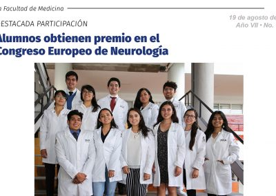 AANS UNAM Medical Student Chapter